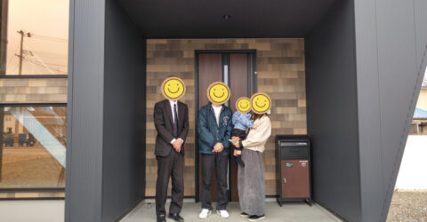【O様邸 (中太田建売展示場) お引渡】